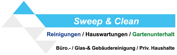 Logo - Sweep & Clean - Dielsdorf